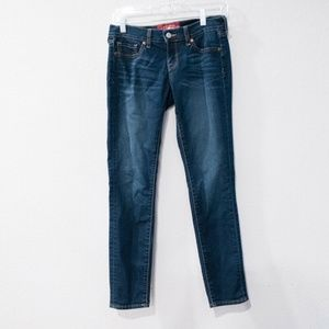 Lucky Brand Charlie Skinny Ankle Jeans Women's 0